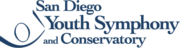 San Diego Youth Symphony and Conservatory logo