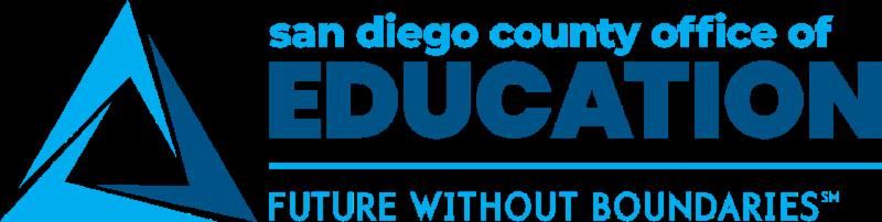 SDCOE logo Future without Boundaries