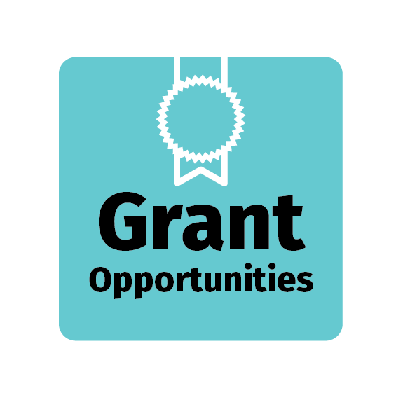 Grant Opportunities ribbon icon