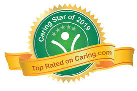 caring star badge