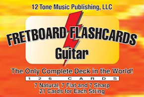 Guitar Flashcards