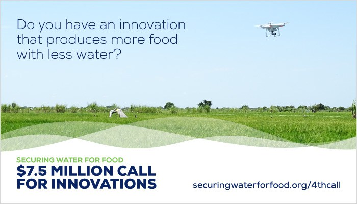 Seuring Water for Food graphic