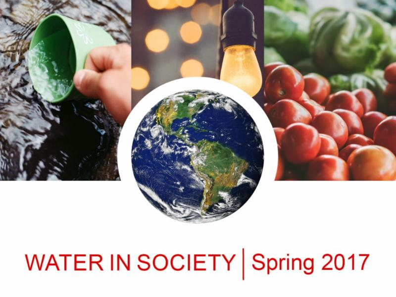Water in Society