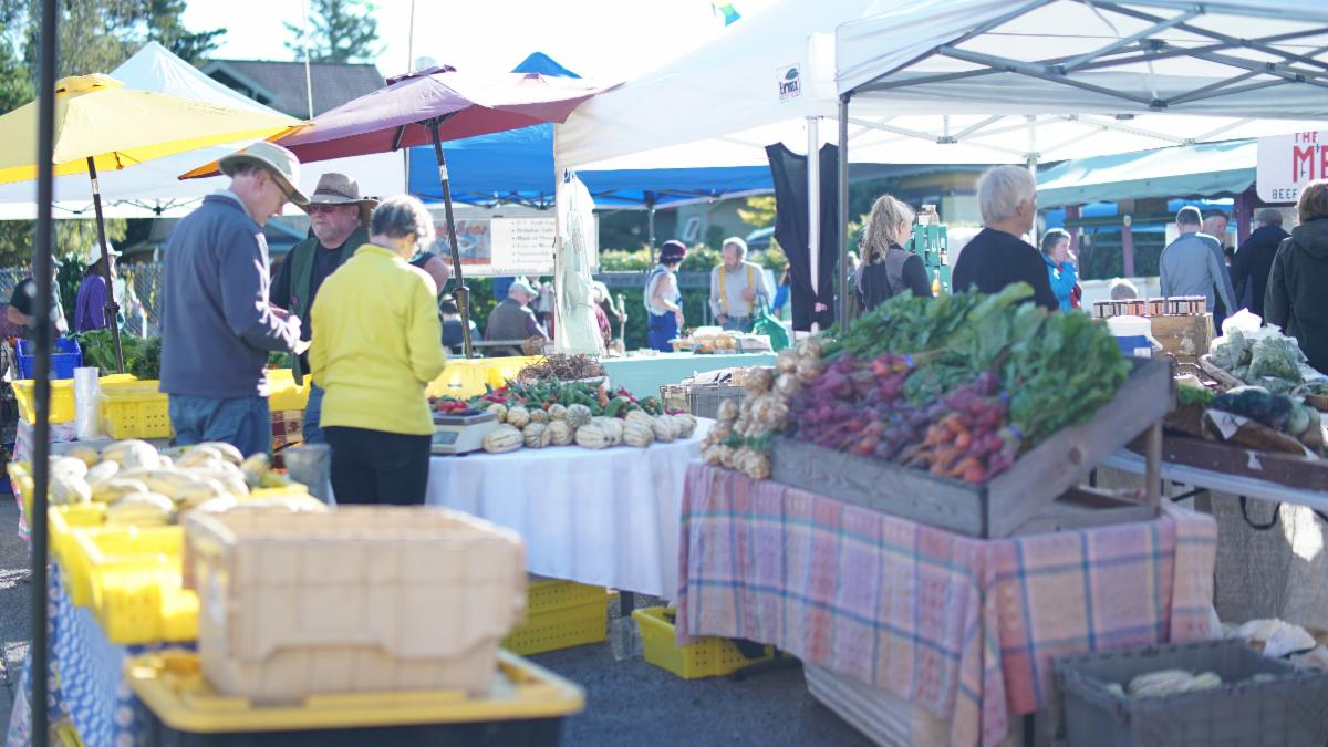 San Juan Island Farmer's Market