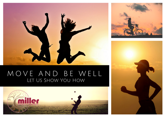 Move and Be Well. Let Us Show You How!