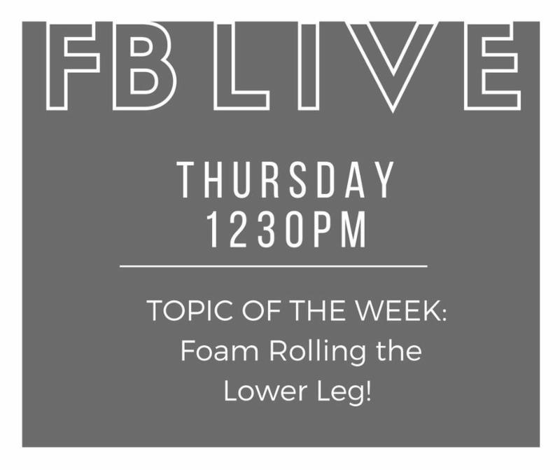 Foam Rolling with Ryan