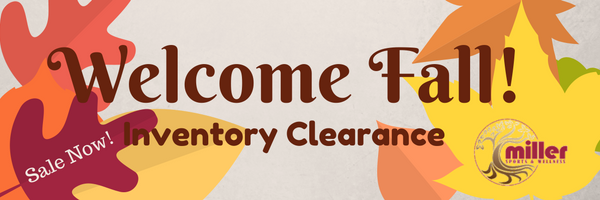 Fall Inventory Clearance