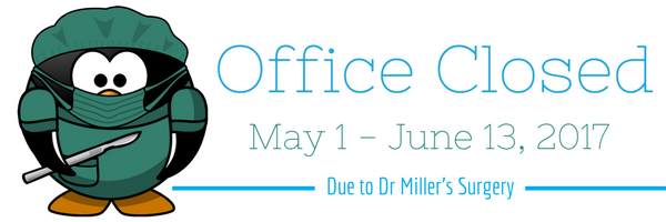 Office Closed May 2017