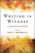 Writing in Witness_cover