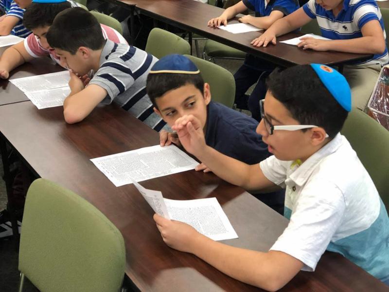 Daf Kesher - Yeshiva Har Torah's Weekly Newsletter - 5/25/18