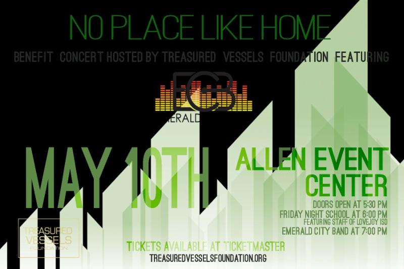 067376187981 ... Event Center for a benefit concert featuring Emerald City Band and  Lovejoy band
