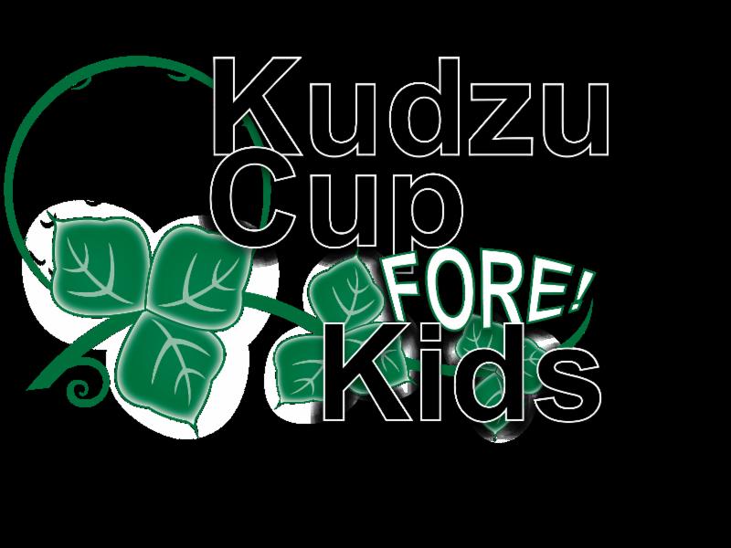 The Camp Kudzu Cup Fore Kids logo