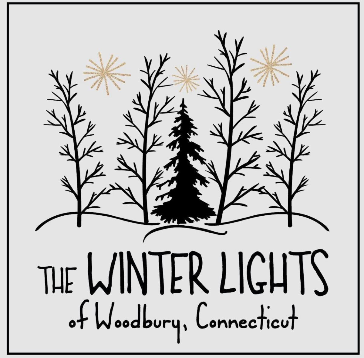 Winter LIghts Woodbury CT