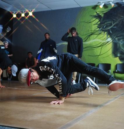 Hip Hop Yoga
