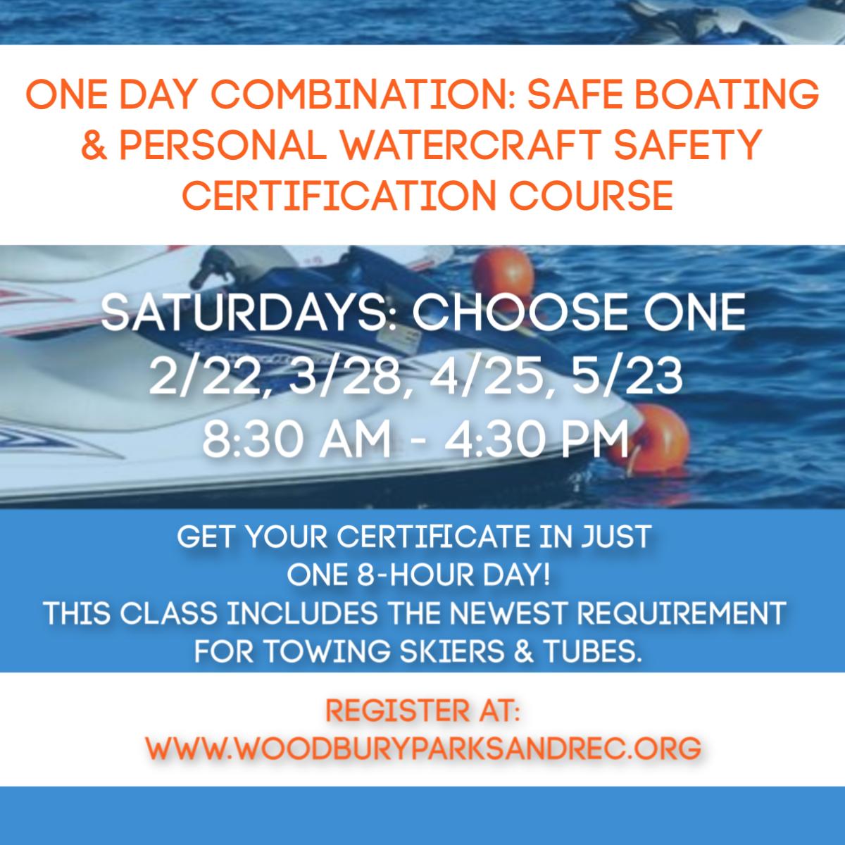 Safe boating 2020