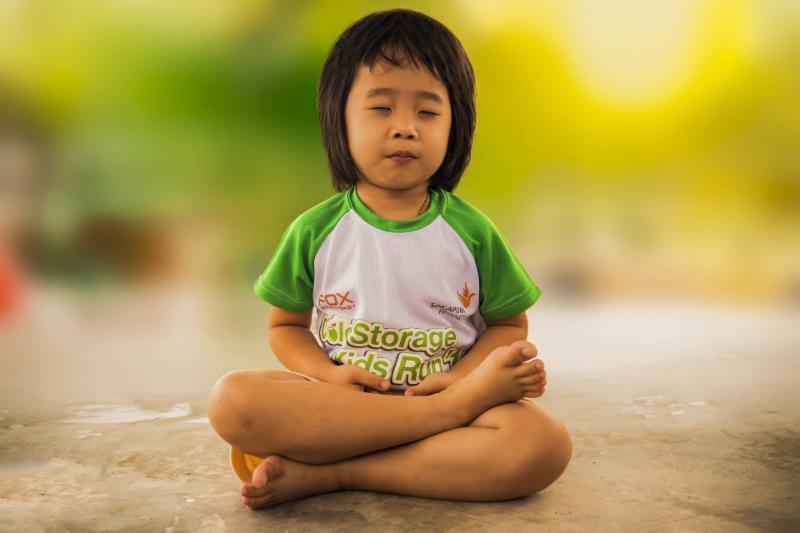 yoga after school