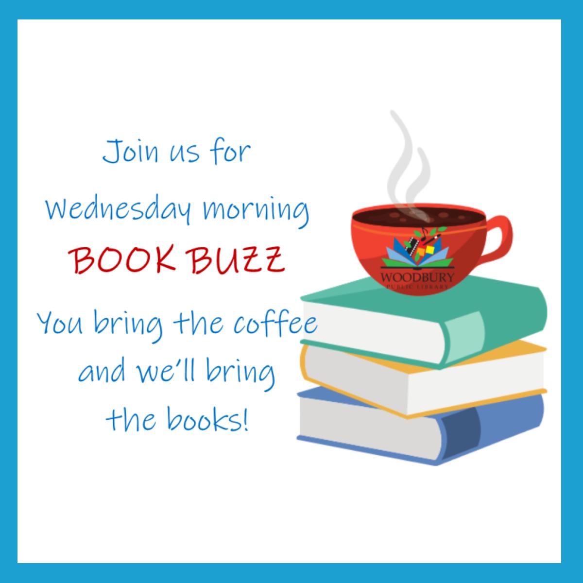 Book Buzz WHITE