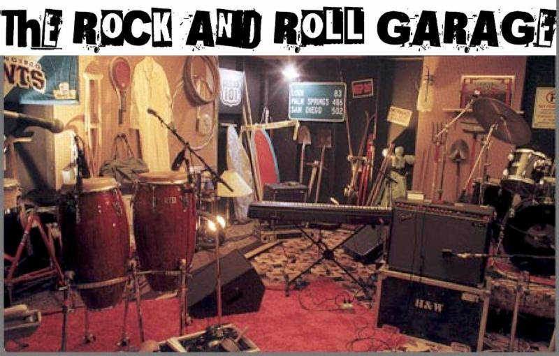Rock and Roll Garage