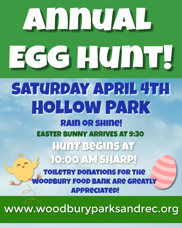 2020 Egg Hunt