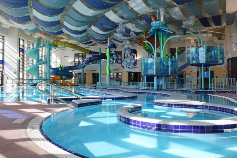 Clara Cita Aquatics Center