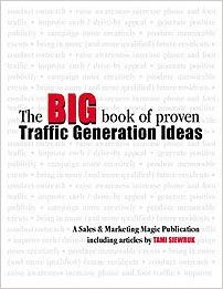 The BIG book of proven Traffic Generation Ideas