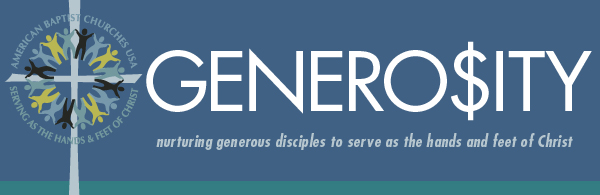 Generosity header