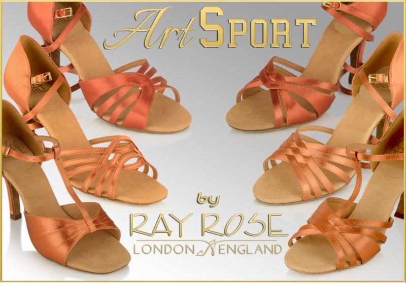 bbeec6760043 We are excited to announce that we can now supply Ray Rose dance shoes.  Enter Zig Zag to get your discount code on their website.