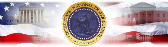 United States National Prayer Council Official Seal