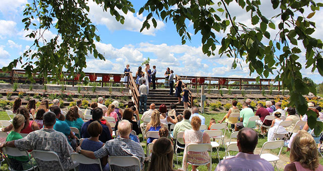 Wedding at Soulful Prairies