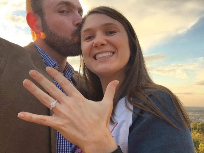 Laura Ashford Engagement