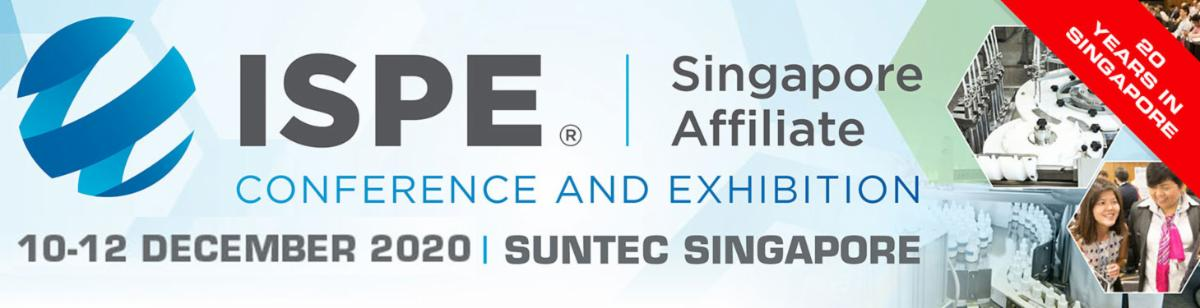 ISPE Singapore Conference 2020