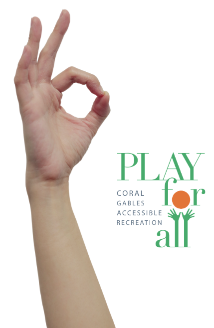 play for all sign language