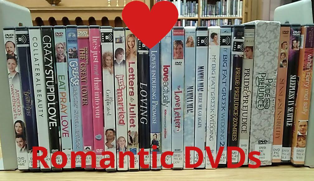 Romance DVDs