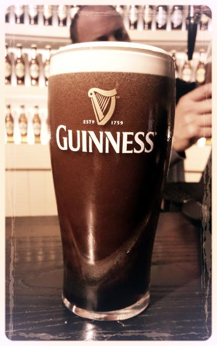 The Perfect Guinness