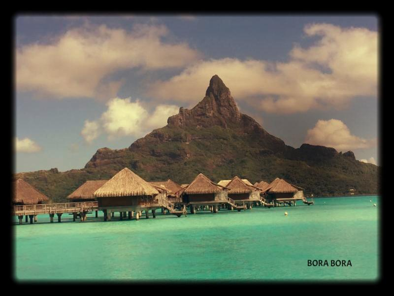 Bora Bora Over Water Rooms at the Pearl Club