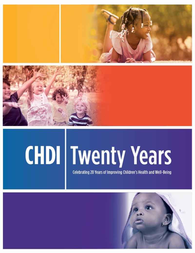 Report_ CHDI 20 Years