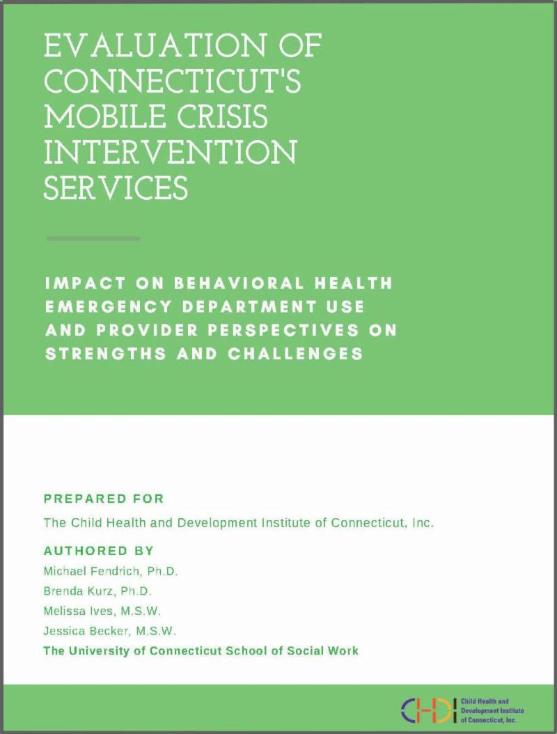 Evaluation of Mobile Crisis