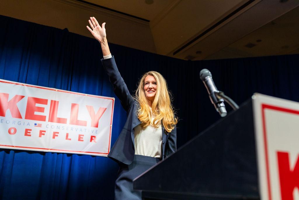 Photo Release: Kelly Loeffler Advances to Runoff Election 1
