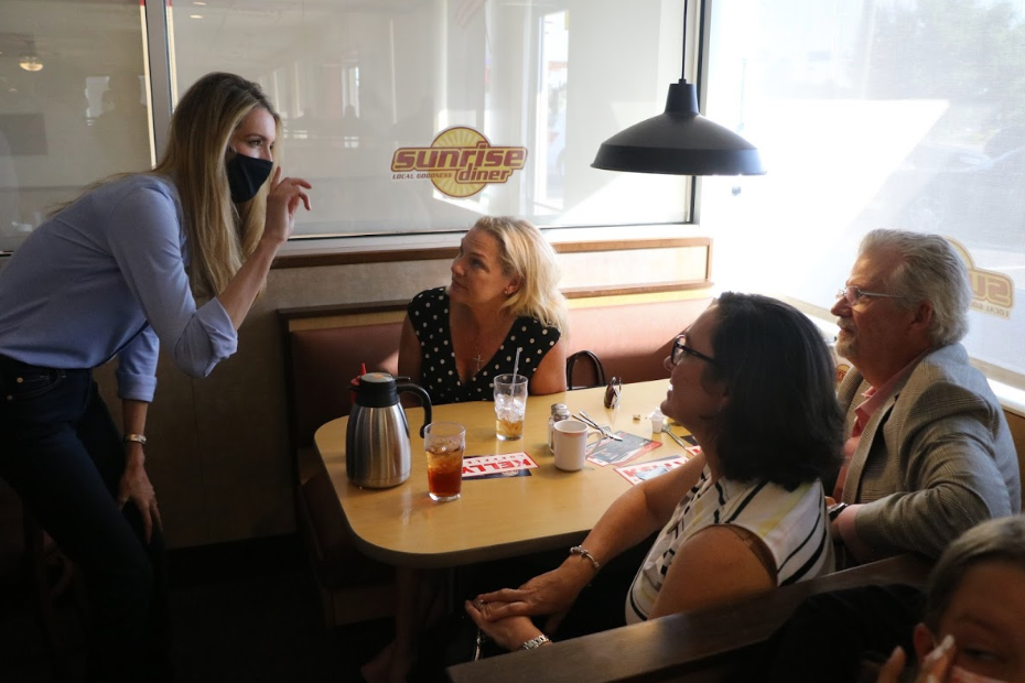 Kelly Loeffler Visits Coastal Georgia on Recess Tour