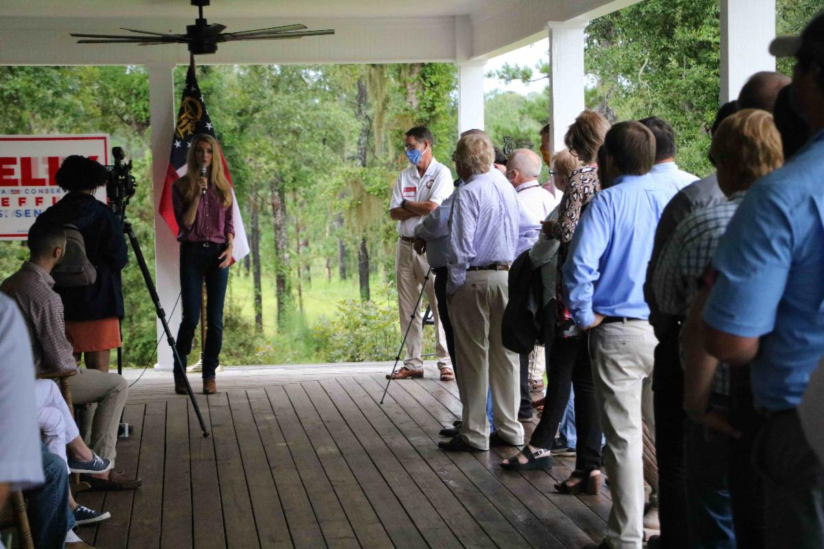 Senator Loeffler Solidifies Momentum with Successful Statewide Tour 5