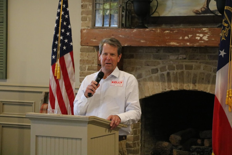 Kelly Loeffler Makes Tour Stop in Houston County