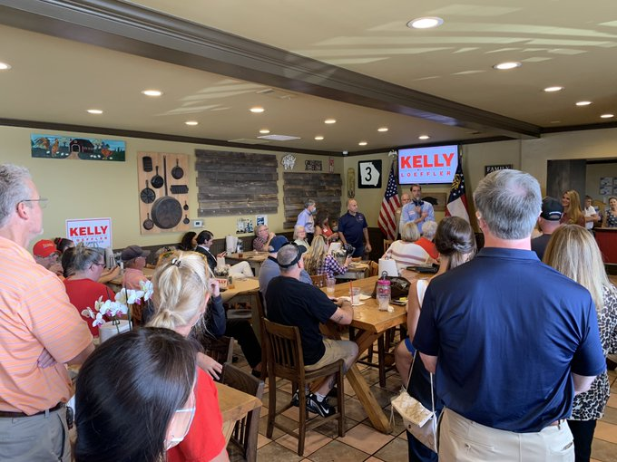Senator Loeffler Solidifies Momentum with Successful Statewide Tour 8
