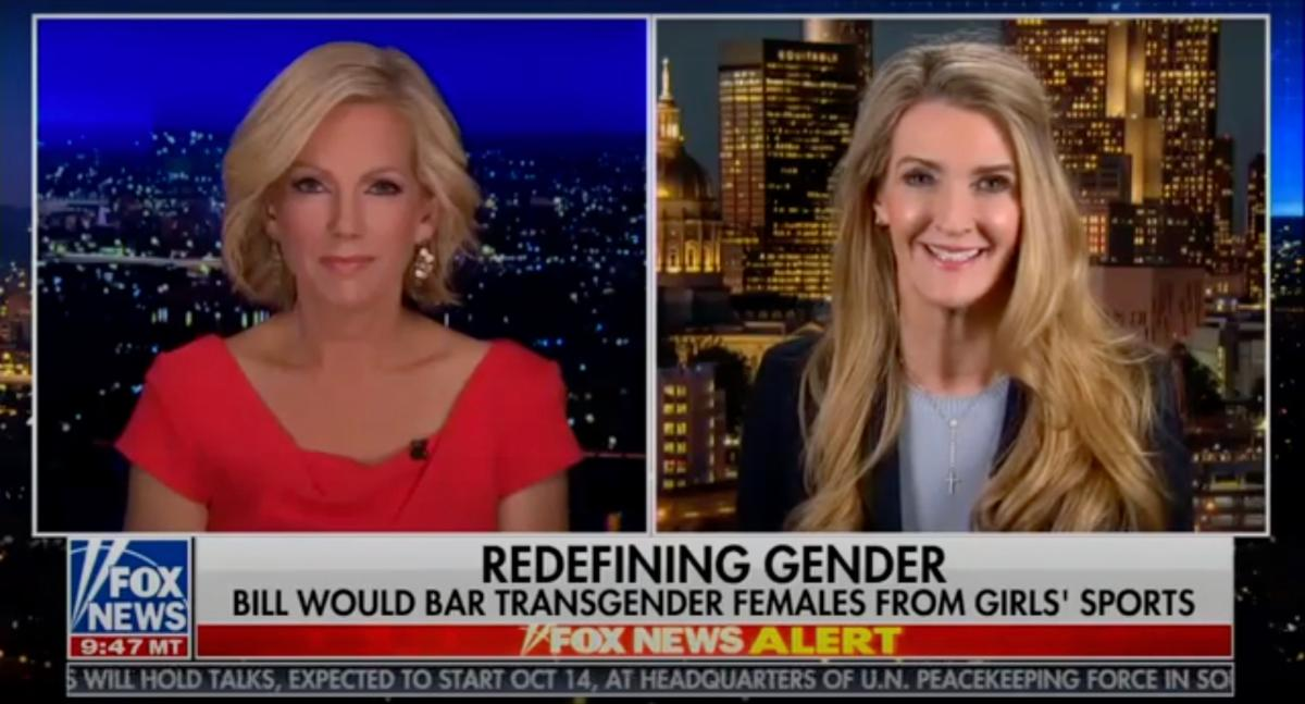 ICYMI: Kelly Loeffler Joins Fox News to Discuss Leading the Charge to Protect Girls' Sports 1