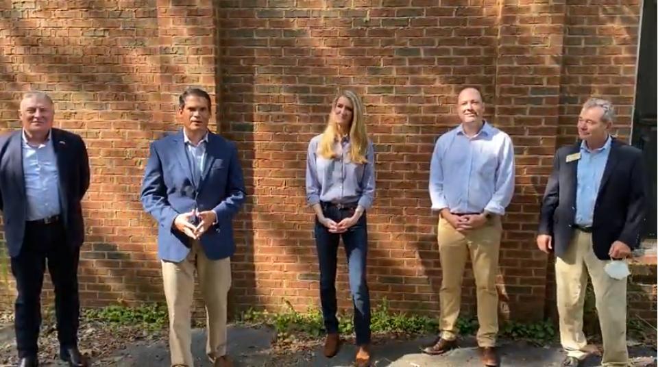 Video Release: Georgia's Statewide Officials Unite Behind Senator Kelly Loeffler 1