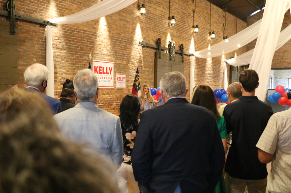 Senator Loeffler Solidifies Momentum with Successful Statewide Tour 7