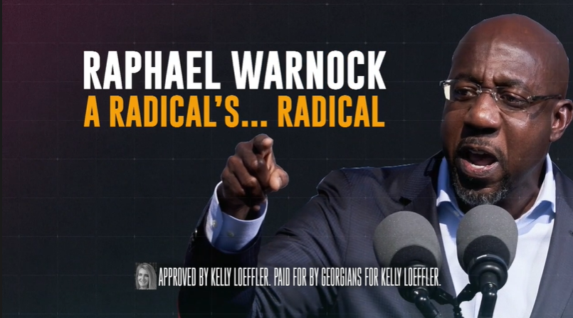 Loeffler Campaign Releases First TV Ads Exposing Radical Raphael Warnock 1