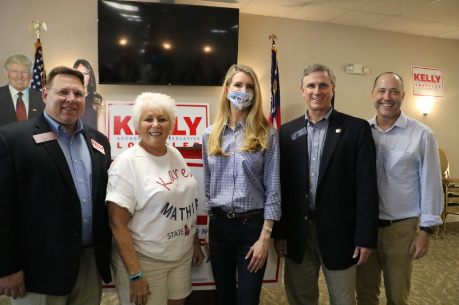 Photo Release: Kelly Loeffler Visits West Georgia on Recess Tour 15