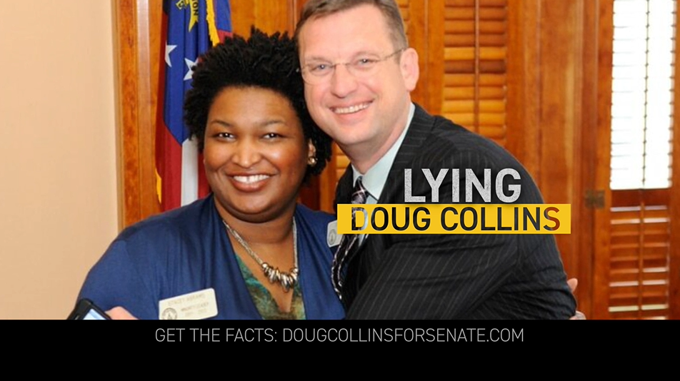 Kelly Loeffler Releases New Ad Exposing Doug Collins as Lying Career Politician 1