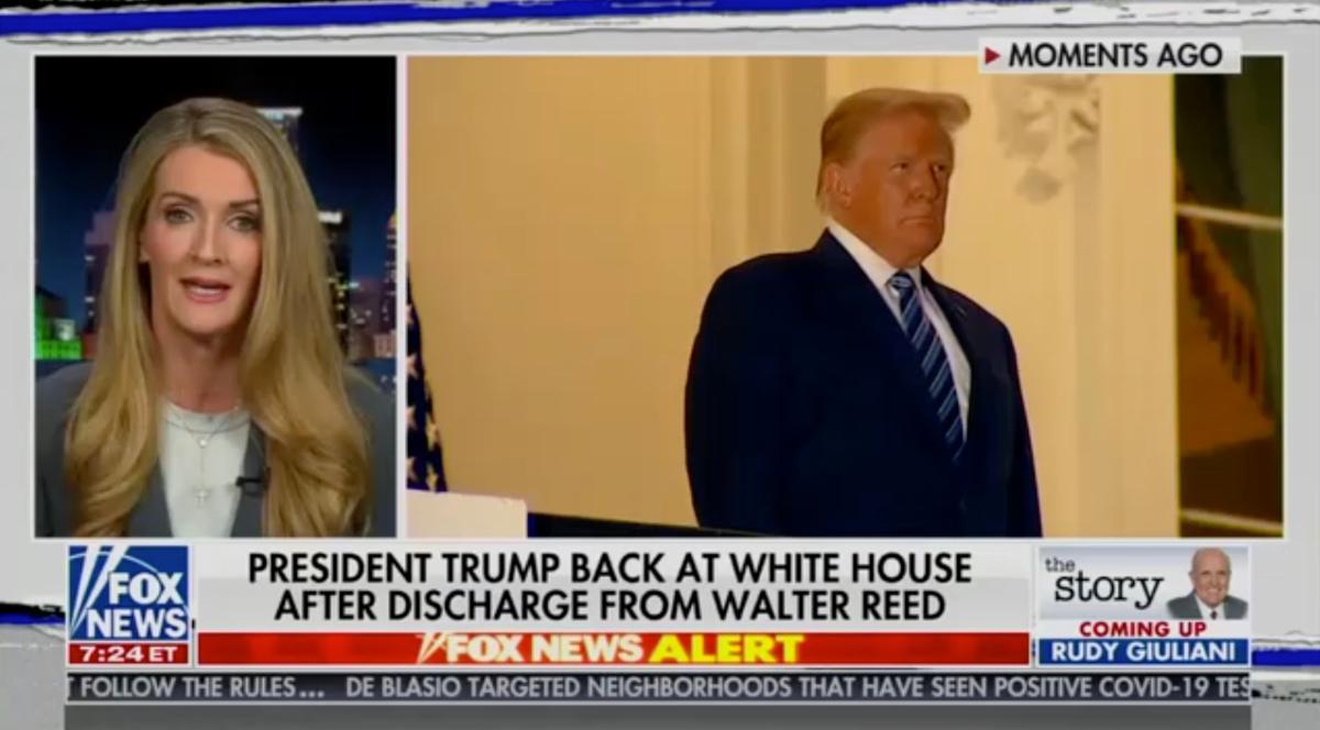 Kelly Loeffler Joins Fox News to Talk Trump, SCOTUS, China and the Virus 1
