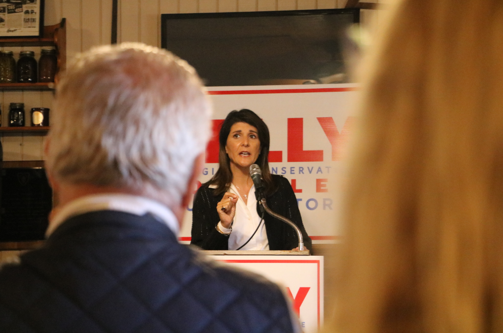 Photo Release: Nikki Haley Joins Senator Loeffler on Campaign Trail Ahead of Election Day 4